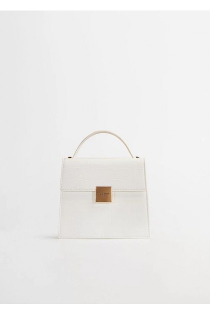 Rome's Space Satchel With Top Handle